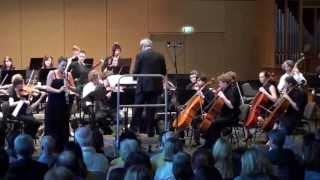 W.A. Mozart Konzert in A-Dur KV 622 für Klarinette und Orchester