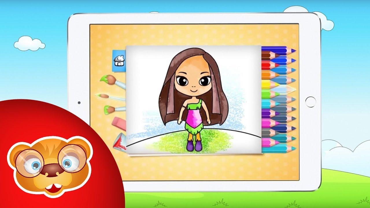 Kolorowanki Dla Dzieci Po Polsku Gry I Aplikacje Dla Dzieci Na