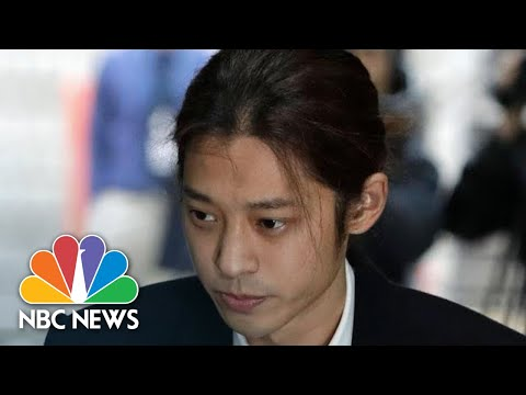 K-Pop Star Suspected Of Making Illicit Sex Tapes Apologizes For 'Unforgivable Crime'  NBC News