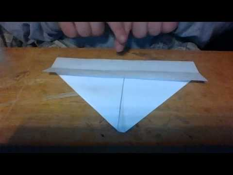 How to make a paper boat/sailor hat