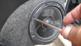 ГАЗ 3110. Белый Жемчуг. ч.4 или как НЕ нужно устанавливать музыку в машине...