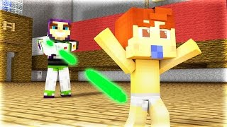 Minecraft - WHO'S YOUR DADDY? - TOY STORY !?