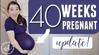 40 weeks pregnant   nst possible induction plans   natalie bennett