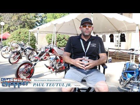 Paul Teutul Jr. Interview - Saratoga Auto Museum - Visual Magic Agency