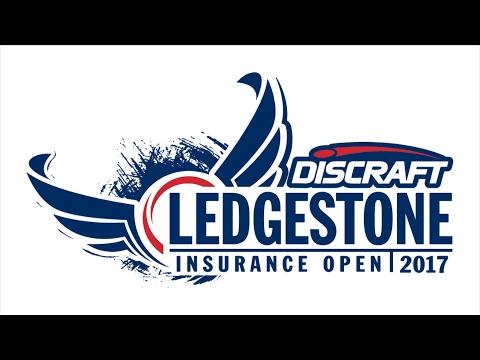 2017 Ledgestone Insurance Open presented by Discraft - Promo