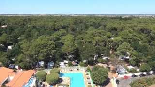 Camping Capfun 4* Les Ecureuils: à 300m de l'océan en Vendée