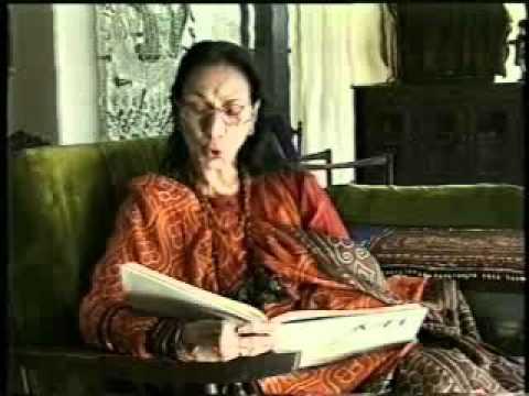 Mrinalini Sarabhai - a film