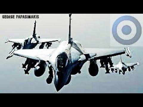 Έρχονται σύντομα τα πρώτα Rafale στην Ελλάδα - συνεχίζεται η υπεροπλία της Πολεμικής Αεροπορίας