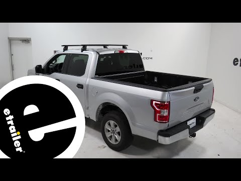 etrailer   Rhino Rack Roof Rack Review - 2018 Ford F-150