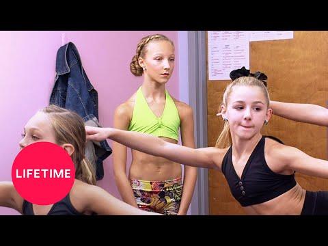 Dance Moms: Abby Chooses a New Member of the ALDC (Season 3 Flashback)   Lifetime