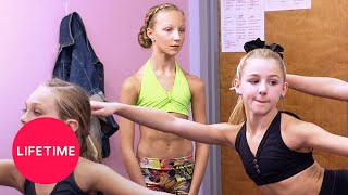Dance Moms: Abby Chooses a New Member of the ALDC (Season 3 Flashback) | Lifetime