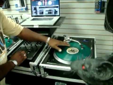 DJ-Gary Chandler &