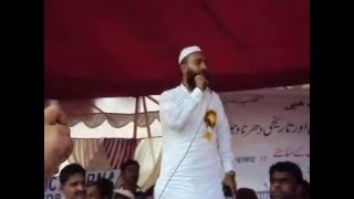 Oct 12 Dharna for AMU Abutalib Rahmani.mp4
