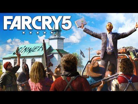FAR CRY 5 WALKTHROUGH, PART 1! (Far Cry 5 Gameplay)