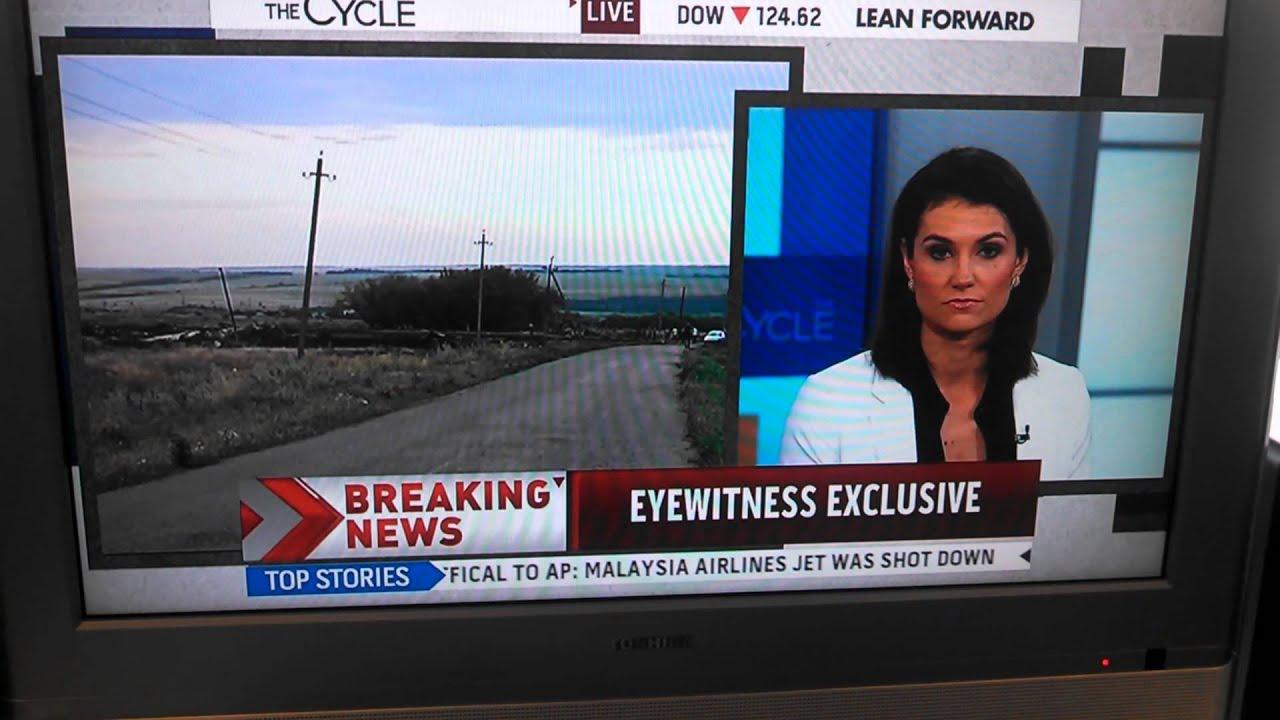 Howard Stern Prank Call Ukrainian Plane Crash On Msnbc