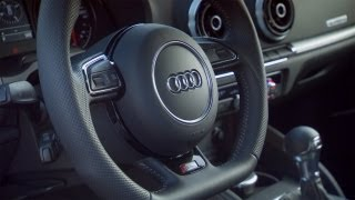 ► 2013 Audi A3 Sportback S-line INTERIOR [HD]