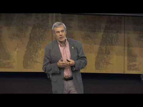 Big History Anthropocene Conference – Climate scientist Professor Will Steffen -  KeynoteAddress