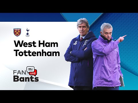 West Ham v Tottenham | Premier League Fan Bants