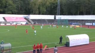 ЧЕ-2012. Юноши U-17. Россия - Португалия(1-й отборочный раунд U17 ЧЕ-2012. Россия - Португалия 1:1., 2011-10-25T17:54:32.000Z)