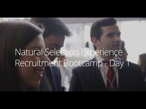 Natural Selection Experience - 18 E 19 Março 2017 (Day 1)