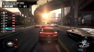 The Crew PC Gameplay From Ubisoft