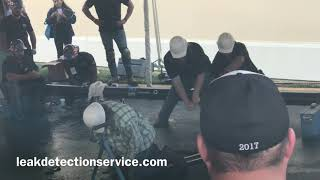 AWWA Florida Section Ductile Iron Main Tap Competition 2017