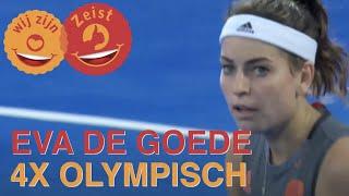 Eva de Goede, vier maal Olympisch