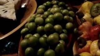 Caipirinha Fruit Stand