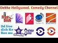Hollywood Movies And Comedy Channels | Eutelsat 36° East | Setia Free Dish | DD Free Dish