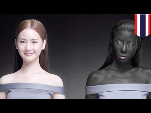 Racist ads: Seoul Secret uses Cris Horwang in blackface to promote skin-whitening pill - TomoNews