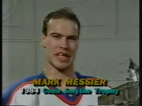CBC - Edmonton Oilers 1984 Stanley Cup Post Game