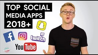 Top Social Media Apps To Watch Out For in 2018 | TEENAGERS ABANDON FACEBOOK