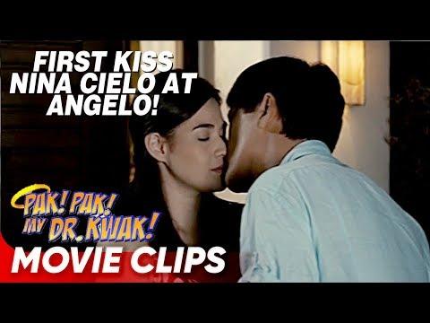 (5/6) Uyyy...may Magki-kiss! | 'Pak! Pak! My Dr. Kwak!' | Movie Clips
