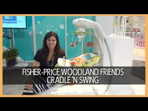 Fisher Price Woodland Friends Cradle 'n Swing Review | Baby Gizmo