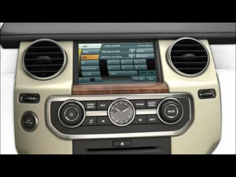 Land Rover Discovery 4/ LR4 Audio System Settings Instructional