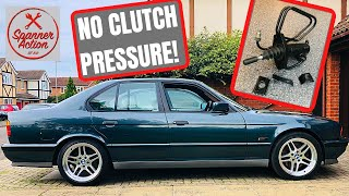 Clutch Slave Cylinder Refurbishment - BMW E34 M5 3.8 6-Speed [No.39]