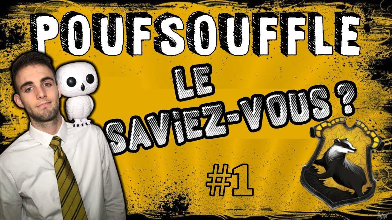 Download Tout Savoir Sur POUFSOUFFLE ! - Hogwarts Houses #1 🦡