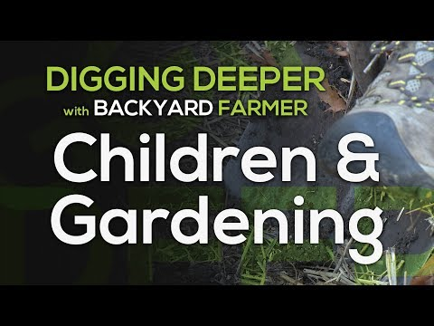 Digging Deeper Children and Gardening