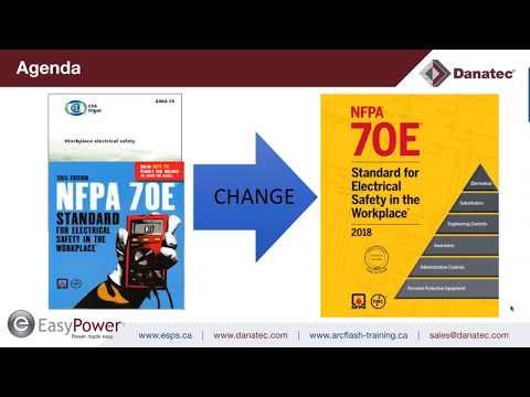 NFPA 70E/CSA Z462 - Field Implementation of Risk Assessment Procedure