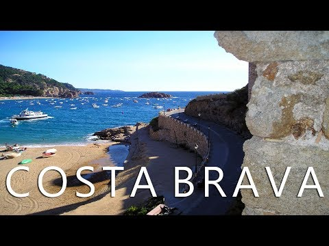 Places To Visit In Costa Brava: Tossa de mar, Blanes, Empuri