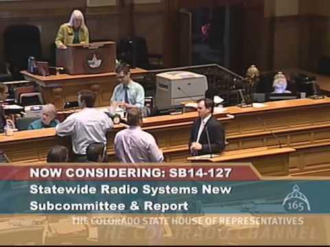 Colorado House 2014 Legislative Day 115 Part 1