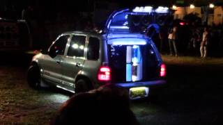 CAR AUDIO YOPAL 2013 FINAL BASS FEST 3 CAMIONETAS