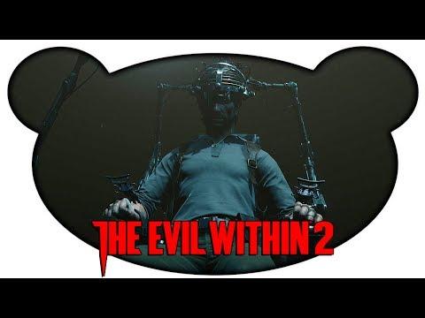 Sie weiß was uns gefällt - The Evil Within 2 #05 (Let's Play Nightmare Gameplay Deutsch German)