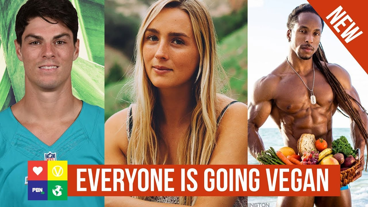 Why are so many ATHLETES going VEGAN? 🌱Director Interview ...  Why are so many...