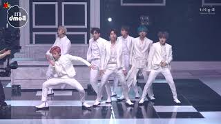 [Mirrored] BTS 방탄소년단 - 'Dionysus' PERFORMANCE MIRRORED
