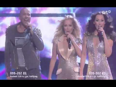 Melodifestivalen 2014 - Alcazar - Blame it on the disco