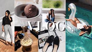 VLOG | I STARTED MY NEW JOB | Christine Gama | South African Youtuber