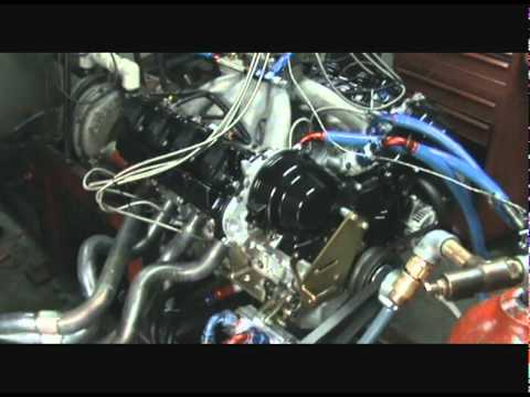 Toyota 1UZ V8 VVTI DYNO RUN avi
