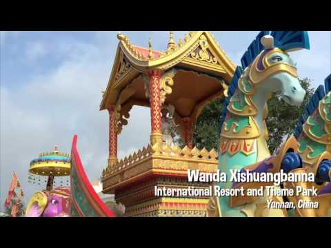 IAAPA Attractions Expo 2015 - What's New Asia Pacific
