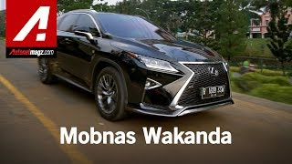 lexus RX 300 F Sport Review & Test Drive by AutonetMagz